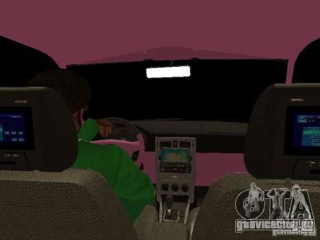 Лада Приора Эмо для GTA San Andreas колёса