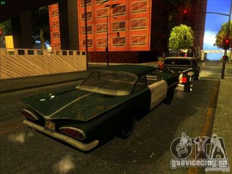 Chevrolet Silverado Towtruck для GTA San Andreas вид снизу