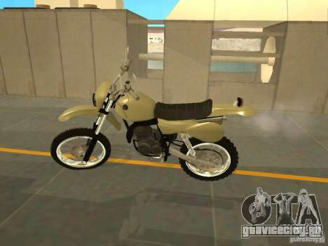 Мотоцикл Чезет для GTA San Andreas