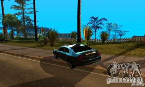 Ford Fusion Sport для GTA San Andreas вид слева