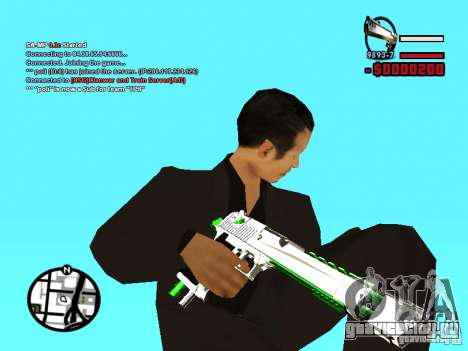 Новый Deagle для GTA San Andreas второй скриншот