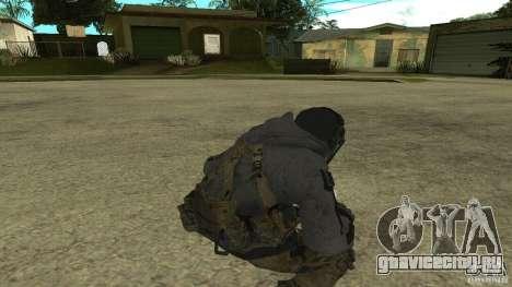 Ghost для GTA San Andreas четвёртый скриншот