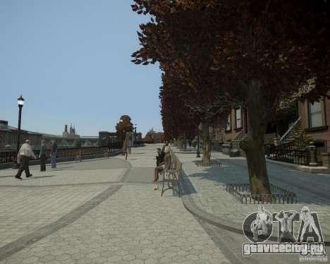 iCEnhancer 2.0 для GTA 4 девятый скриншот