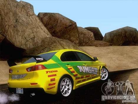 Downhill Drift для GTA San Andreas пятый скриншот