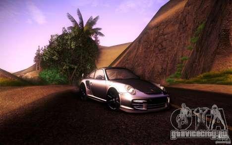 Porsche 911 GT2 RS 2012 для GTA San Andreas вид справа
