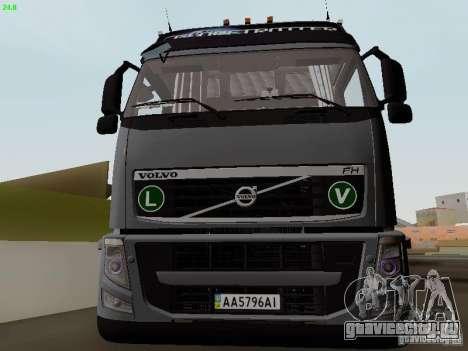 Volvo FH13 Globetrotter для GTA San Andreas
