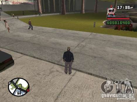 Todas Ruas v3.0 (Las Venturas) для GTA San Andreas девятый скриншот