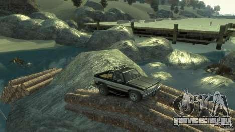 4x4 Trail Fun Land для GTA 4 пятый скриншот