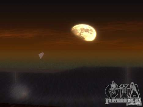 HQ Вода для GTA San Andreas пятый скриншот