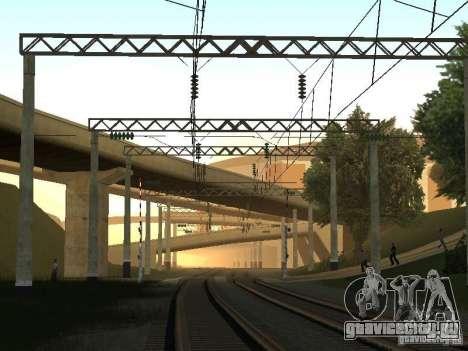Контактная сеть для GTA San Andreas второй скриншот