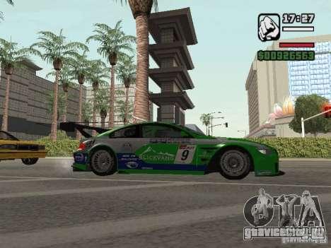 Alpina B6 GT3 для GTA San Andreas вид справа