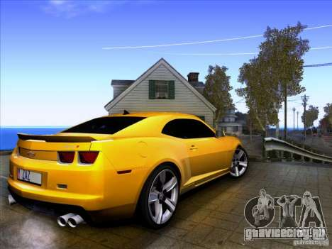 Realistic Graphics HD 2.0 для GTA San Andreas третий скриншот