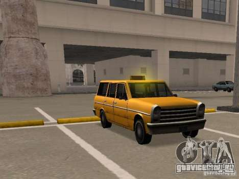 Perennial Cab для GTA San Andreas