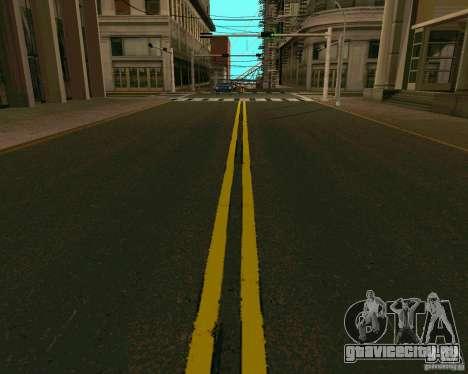 GTA 4 Roads для GTA San Andreas второй скриншот