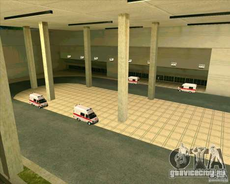 Припаркованный транспорт v2.0 для GTA San Andreas одинадцатый скриншот