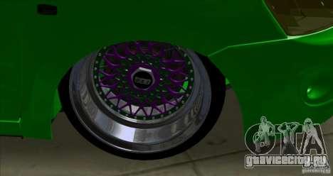 Lada Granta JDM для GTA San Andreas вид справа