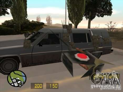 Вид как в Counter Strike для GTA San Andreas для GTA San Andreas третий скриншот