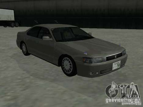 Toyota Cresta JZX 90 для GTA San Andreas вид справа