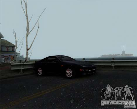 Nissan 300ZX для GTA San Andreas вид справа