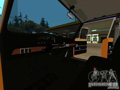 ВАЗ 2101 Реставрированный для GTA San Andreas