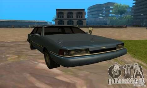 ENBSeries 0.075 для GTA San Andreas пятый скриншот