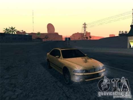 BMW M5 E39 2003 для GTA San Andreas вид справа