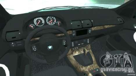 BMW X5 E53 v1.3 для GTA 4 вид справа