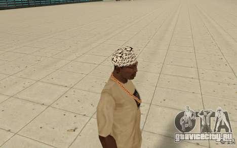 Бандана kitay для GTA San Andreas второй скриншот