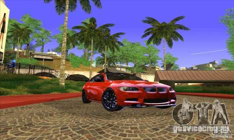 Tropick ENBSeries by Jack_EVO для GTA San Andreas