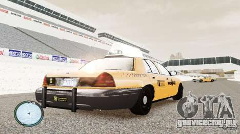 Ford Crown Victoria 2003 NYC Taxi для GTA 4
