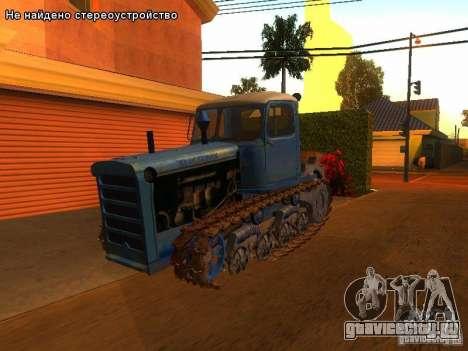 ДТ-75М Казахстан для GTA San Andreas