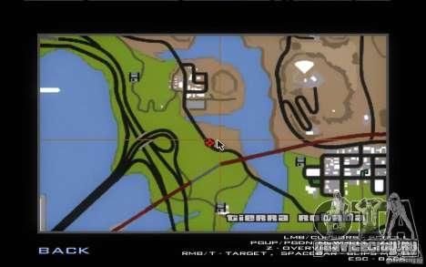 New Country Villa для GTA San Andreas десятый скриншот