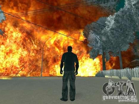 Salut v1 для GTA San Andreas шестой скриншот
