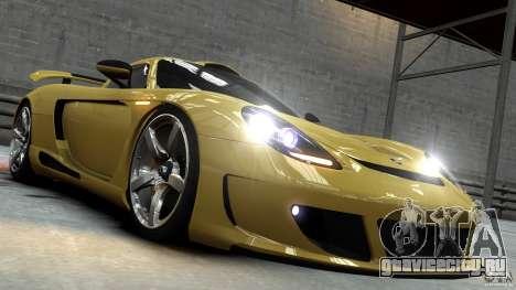 Porsche Carrera GT Gemballa Mirage EPM для GTA 4