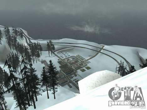Зима для GTA San Andreas