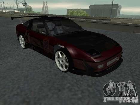 Nissan 240 SX для GTA San Andreas вид сзади