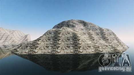 Горный ландшафт для GTA 4 третий скриншот