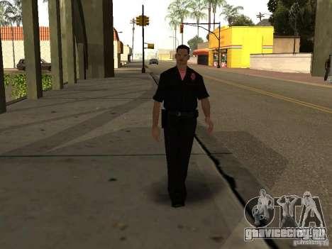 Cops skinpack для GTA San Andreas второй скриншот
