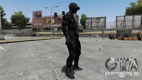 Сэм Фишер v10 для GTA 4 второй скриншот