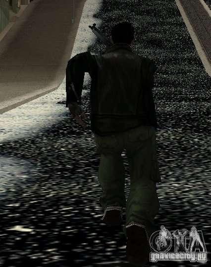 Новые Анимации 2012 для GTA San Andreas пятый скриншот