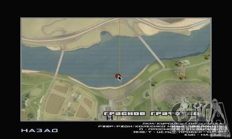 Остров(Mounth Island On The Water) для GTA San Andreas седьмой скриншот