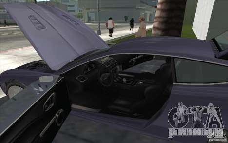 F620 из GTA TBoGT для GTA San Andreas вид сзади