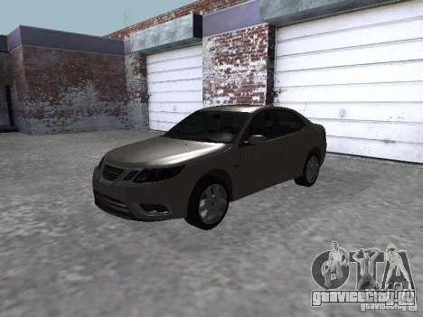 Saab 9-3 Turbo X для GTA San Andreas