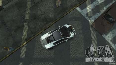 Lamborghini Gallardo SE Threep Edition [EPM] для GTA 4 салон