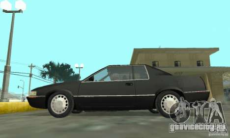 Cadillac Eldorado 1996 для GTA San Andreas вид справа