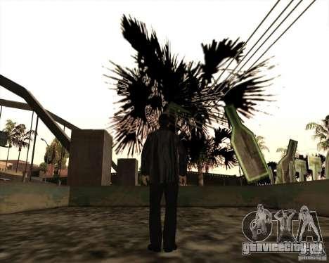 Белые Грувы для GTA San Andreas шестой скриншот
