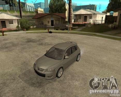 Mazda 3 Sport 2003 для GTA San Andreas