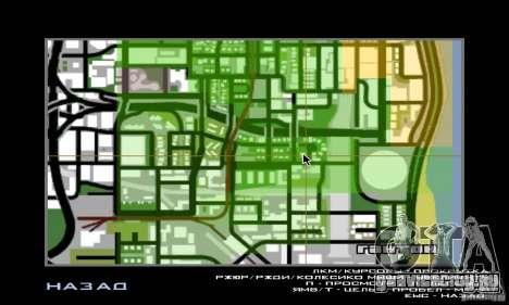 GTA SA Enterable Buildings Mod для GTA San Andreas девятый скриншот