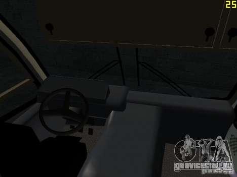Marcopolo G6 для GTA San Andreas вид сзади слева