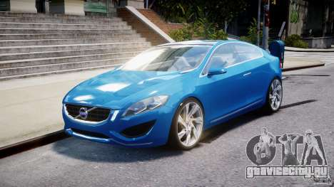 Volvo S60 Concept для GTA 4